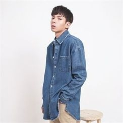 Superstar.i - Dual-Pocket Cotton Shirt