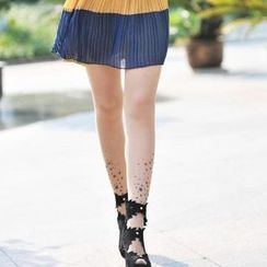 Kally Kay - 纹身袜裤