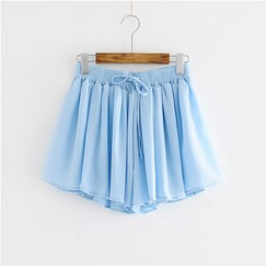 Storyland - Pleated Shorts