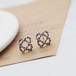 Love Generation - Sterling Silver Earrings
