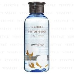 Innisfree - My Body Cotton Flower Body Cleanser