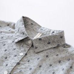 Bonbon - Umbrella Print Shirt