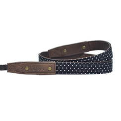 ideer - Dottie Noir Mini Camera Strap