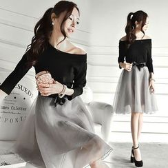Romantica - Set: Top + Tulle Skirt