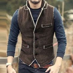 Mannmix - Fleece Lined Vest