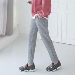 CLICK - Fleece-Lined Sweatpants