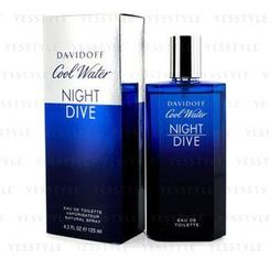 Davidoff - Cool Water Night Dive Eau De Toilette Spray