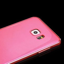 Kindtoy - Samsung Galaxy S6 / Edge / G9250 Bumper + Back Cover