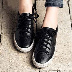 MIAOLV - 純色休閑鞋