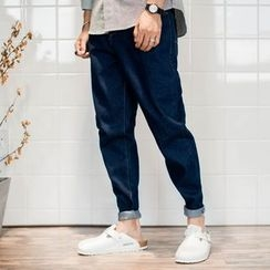 YIDESIMPLE - Slim-Fit Jeans