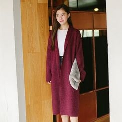 ZIZI - V-neck Long Cardigan