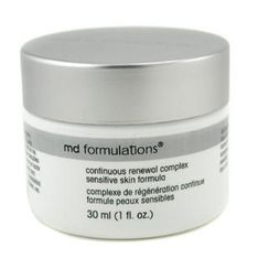 MD Formulation - Continuous Renewal Complex Sensitive Skin Formula