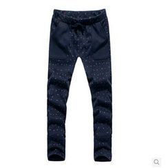 Fisen - Arrow Print Sweatpants