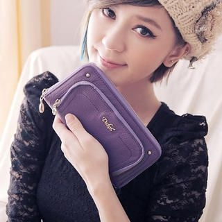 Cuteberry - Genuine Leather Long Wallet