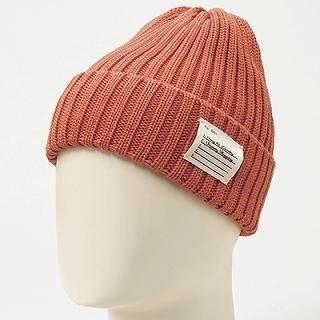 GRACE - Rib-Knit Beanie