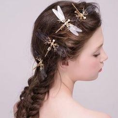 Miss Diva - Dragonfly Hair Clip