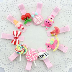 HABI - Kids Cartoon  Hair Clip