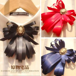 Joycee - Ribbon Bow Tie
