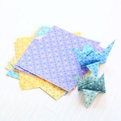 Minji - Printed Origami Paper
