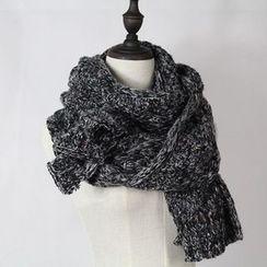 Ms Bean - 混色围巾