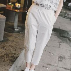 Wimi girls - Cropped Harem Pants
