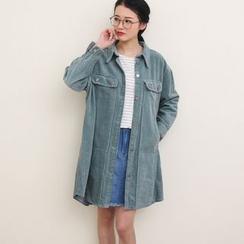 三木社 - 灯芯绒风衣