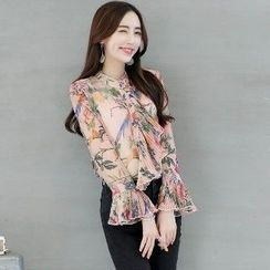 Romantica - Printed Blouse