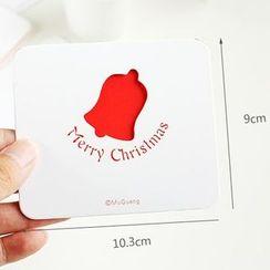 CatShow - Christmas Card