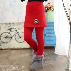 Pegasus - Kids Legging Inset Skirt