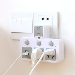 Lazy Corner - Change-Over Plug
