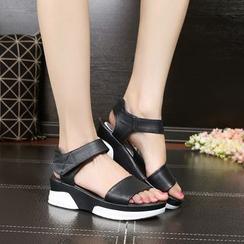 Hannah - Platform Sandals