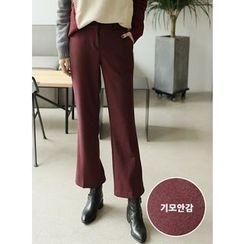 BBAEBBAE - Brushed-Fleece Pants