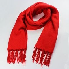 SEE SAW - Fringed Scarf