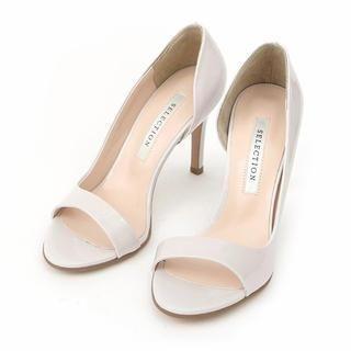 TBR - Cutout-Side Heel Sandals