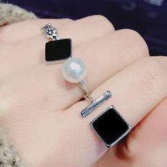 Abigail - 三件套: 開口戒指