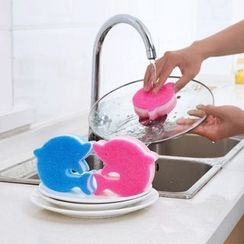 Home Simply - Dolphin Dish Cleaning Sponge