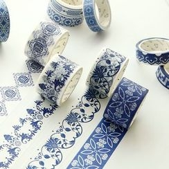 Nina's House - Porcelain Masking Tape