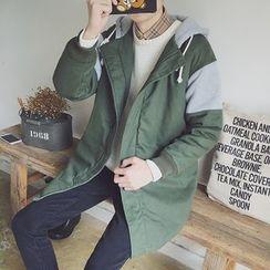 子俊 - 連帽風衣