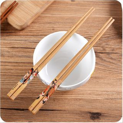 Good Living - Wooden Chopsticks (5 pairs)