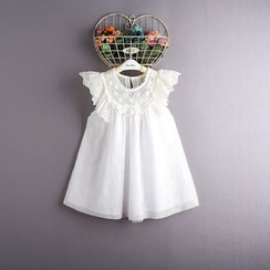 Kidora - Kids Frilled Lace Dress