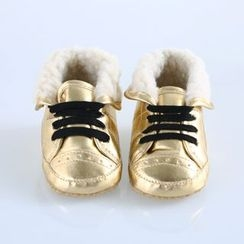 JIMIJIMI - Baby Lace-Up Shoes