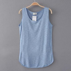 Heybabe - Plain Tank Top