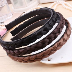 Seoul Young - Braid-Accent Hair Band