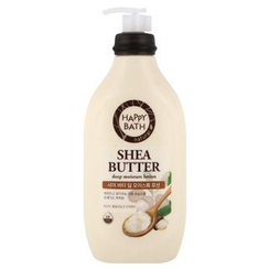 HAPPY BATH - Shea Butter Deep Moisture Lotion 450ml