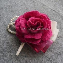 IDE HOUSE WEDDING - Wedding Boutonniere