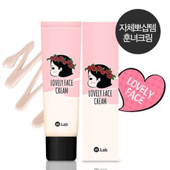 W.Lab - Lovely Face Cream SPF30 PA+++ 50ml