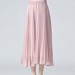 Sentubila - Pleated Midi Skirt