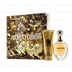 Roberto Cavalli - Roberto Cavalli Coffret: Eau De Parfum Spray 50ml/1.7oz + Body Lotion 75ml/2.5oz