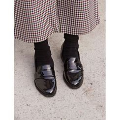 FROMBEGINNING - Patent Loafers