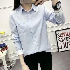 Katie Bloom - 条纹衬衫